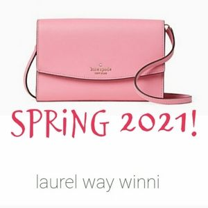 NEW Kate Spade Laurel Way Winnie Crossbody Bag